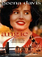 Angie - French Movie Poster (xs thumbnail)