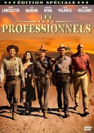 The Professionals - French Movie Cover (xs thumbnail)