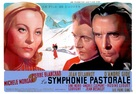 La symphonie pastorale - French Movie Poster (xs thumbnail)