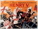 Henry V - British Movie Poster (xs thumbnail)