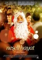 Neseli hayat - Turkish Movie Poster (xs thumbnail)