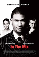 In The Mix - Spanish Movie Poster (xs thumbnail)