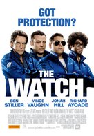 The Watch - Australian Movie Poster (xs thumbnail)