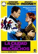 Men of Boys Town - Spanish Movie Poster (xs thumbnail)