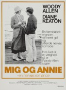 Annie Hall - Swedish Theatrical movie poster (xs thumbnail)