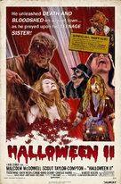 Halloween II - poster (xs thumbnail)