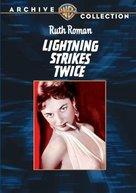 Lightning Strikes Twice - DVD cover (xs thumbnail)