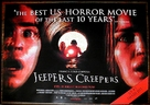Jeepers Creepers - British Movie Poster (xs thumbnail)