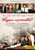 Le prénom - Hungarian Movie Poster (xs thumbnail)