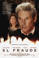 Arbitrage - Spanish Movie Poster (xs thumbnail)