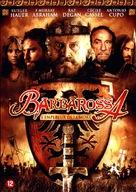 Barbarossa - Belgian DVD cover (xs thumbnail)