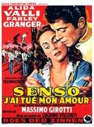 Senso - Belgian Movie Poster (xs thumbnail)