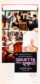 Giulietta degli spiriti - Italian Movie Poster (xs thumbnail)