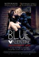 Blue Valentine - Colombian Movie Poster (xs thumbnail)