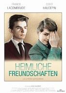 Les amitiés particulières - German Movie Poster (xs thumbnail)