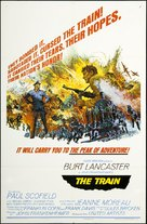 The Train - Movie Poster (xs thumbnail)