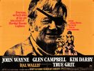 True Grit - British Movie Poster (xs thumbnail)