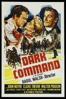 Dark Command - Movie Poster (xs thumbnail)