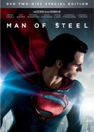 Man of Steel - DVD cover (xs thumbnail)