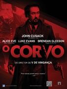 The Raven - Brazilian Movie Poster (xs thumbnail)