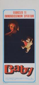 The Baby - Italian Movie Poster (xs thumbnail)