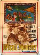 Pirates of Monterey - Italian Movie Poster (xs thumbnail)