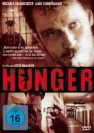 Hunger - German Movie Cover (xs thumbnail)
