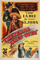 Cheyenne Takes Over - Movie Poster (xs thumbnail)