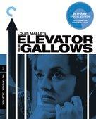 Ascenseur pour l'échafaud - Blu-Ray cover (xs thumbnail)