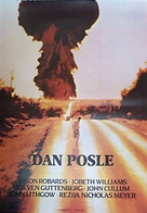 The Day After - Yugoslav Movie Poster (xs thumbnail)