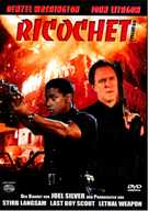Ricochet - German DVD cover (xs thumbnail)
