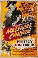 Massacre Canyon - Movie Poster (xs thumbnail)