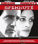 Conspiracy Theory - Czech Blu-Ray movie cover (xs thumbnail)