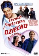 18 ans après - Polish Movie Cover (xs thumbnail)