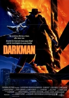 Darkman - German Movie Poster (xs thumbnail)