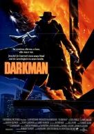 Darkman - German Movie Poster (xs thumbnail)
