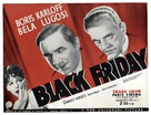 Black Friday - British Movie Poster (xs thumbnail)