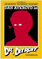 Doctor Detroit - German Theatrical movie poster (xs thumbnail)