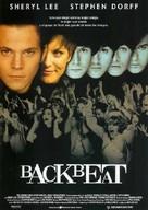 Backbeat - Spanish Movie Poster (xs thumbnail)
