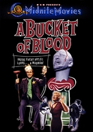 A Bucket of Blood - DVD movie cover (xs thumbnail)