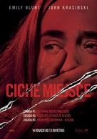 A Quiet Place - Polish Movie Poster (xs thumbnail)