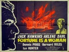 Fortune Is a Woman - British Movie Poster (xs thumbnail)