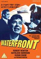 Waterfront - British DVD cover (xs thumbnail)
