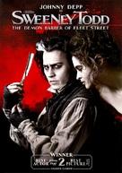 Sweeney Todd: The Demon Barber of Fleet Street - Movie Cover (xs thumbnail)