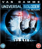 Universal Soldier 2 - British Movie Cover (xs thumbnail)