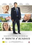 A Month of Sundays - Australian Movie Poster (xs thumbnail)