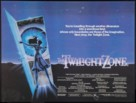 Twilight Zone: The Movie - British Movie Poster (xs thumbnail)