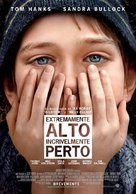 Extremely Loud & Incredibly Close - Portuguese Movie Poster (xs thumbnail)