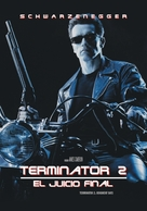 Terminator 2: Judgment Day - Argentinian Movie Poster (xs thumbnail)