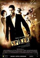 RocknRolla - Hungarian Movie Poster (xs thumbnail)